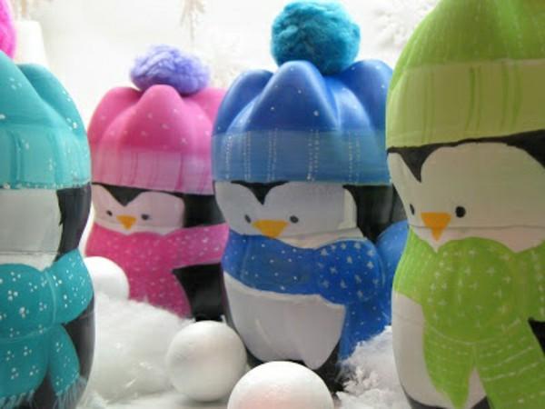 Яркие пингвины