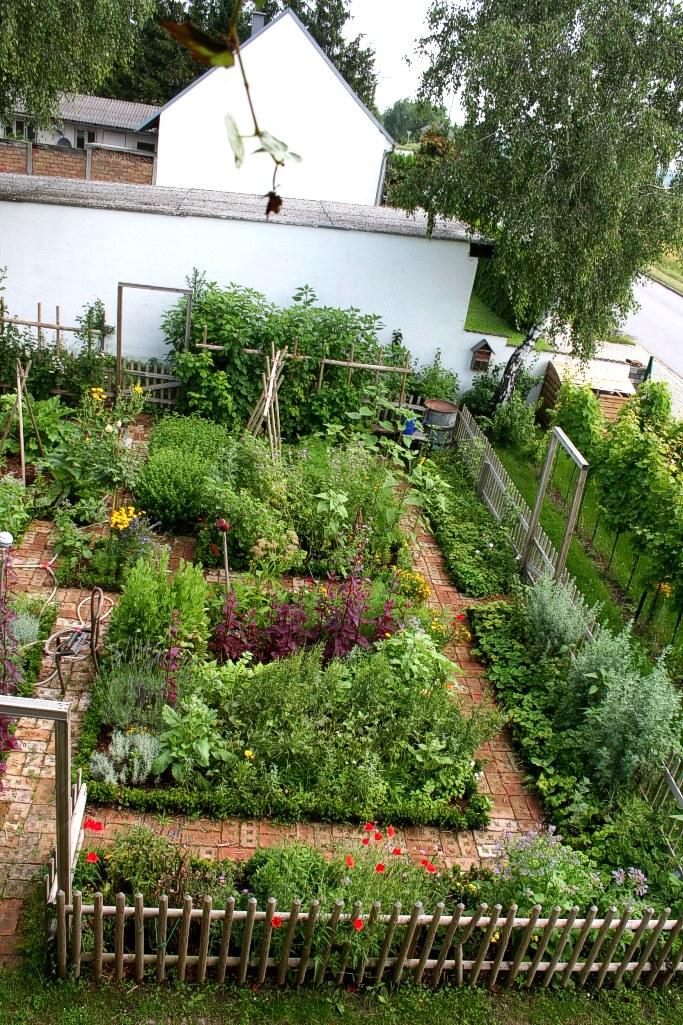 Экологический способ огородства
