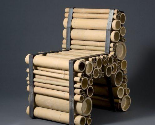 Бамбуковый стул