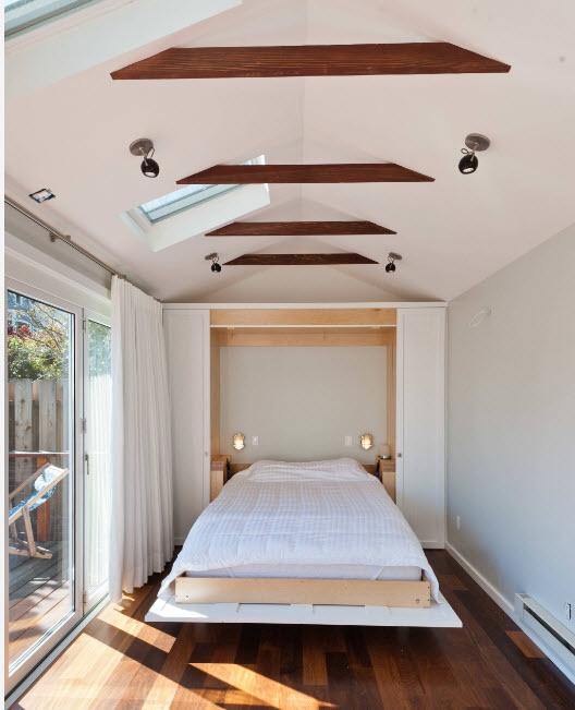 Решение для узкого помещения