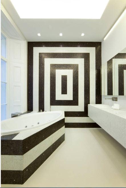 Черно-белая геометрия