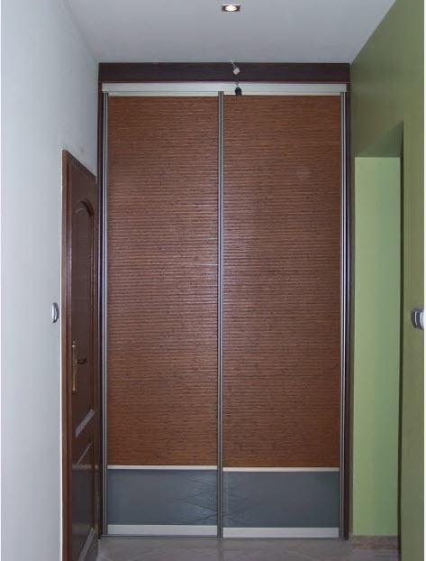 Компактный шкаф-купе