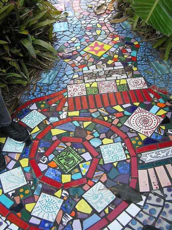 Мозаичная техника