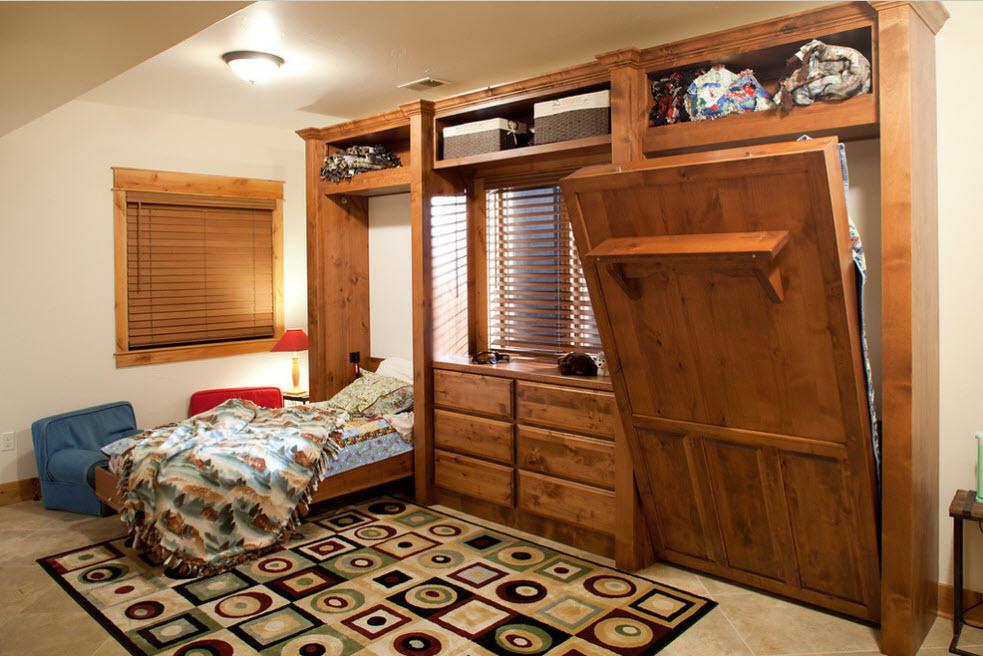 Спальные модули для двоих