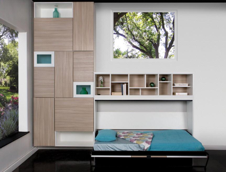 Дополнительный спальный модуль