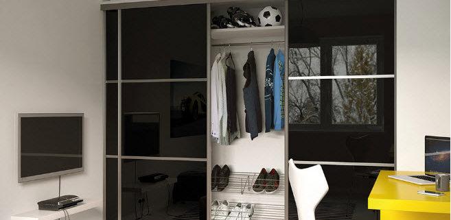 Шкафы купе современный дизайн фото