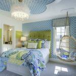 Двухъярусная кровать с диваном