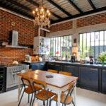 Кухня в стиле лофт – индустриальные мотивы для комфортной жизни