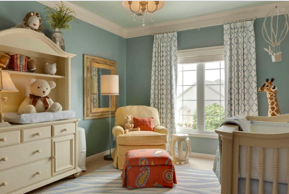 Мебель цвета айвори
