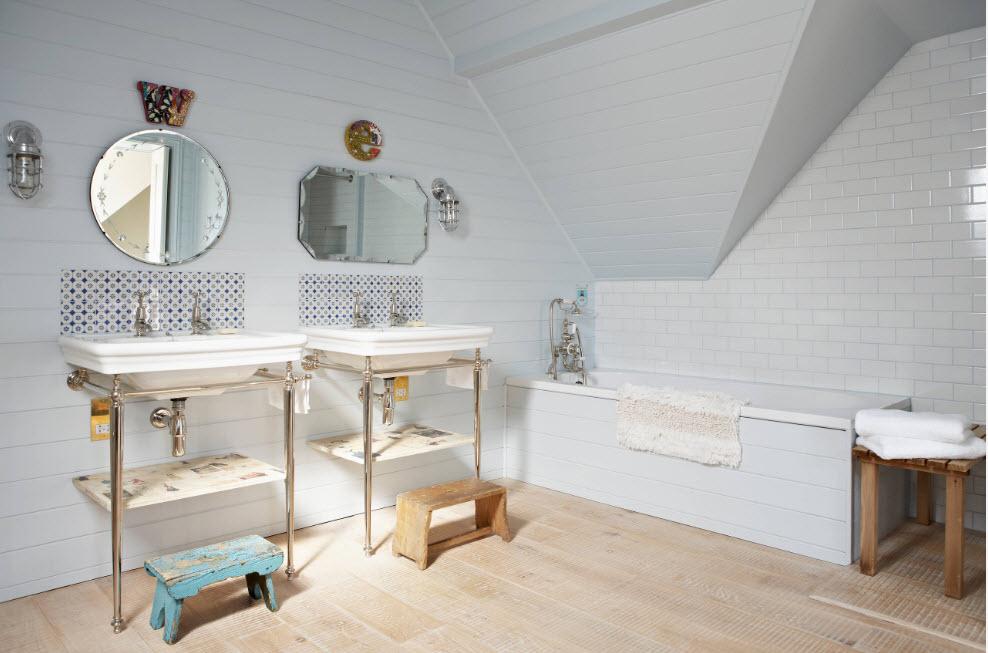 Непростая геометрия комнаты
