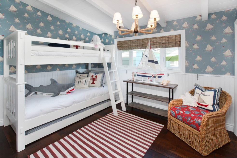 Белоснежные спальные места