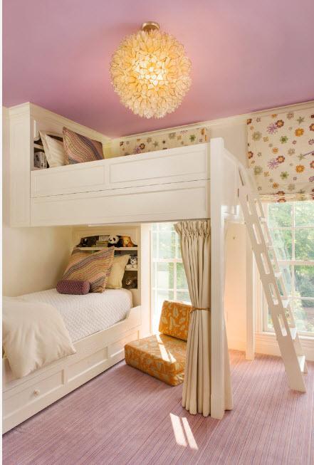 Дизайн для девичьей комнаты