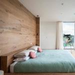 Брашированная древесина – эффектная деталь интерьера
