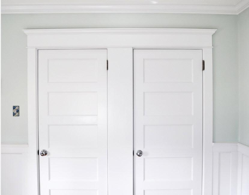 Оформление дверных проемов