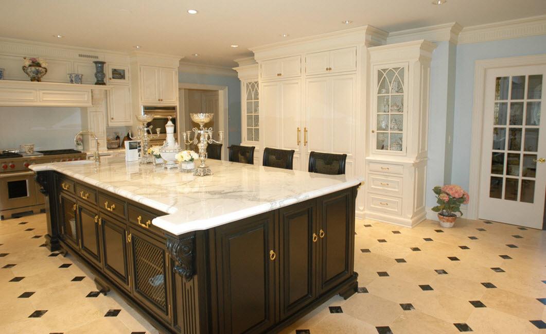 Оформление кухонного гарнитура