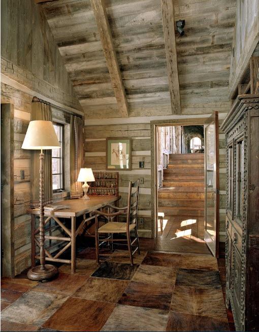 Необычный кабинет
