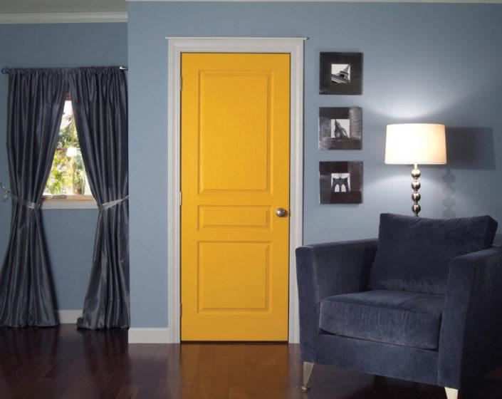 Межкомнатные двери в современном интерьере