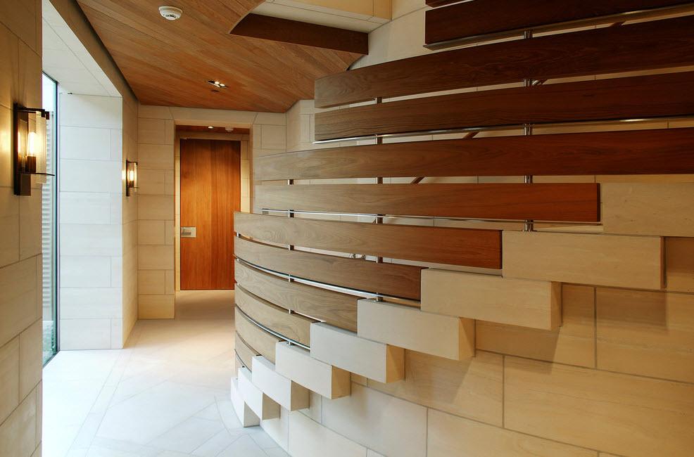 Необычная идея лестницы