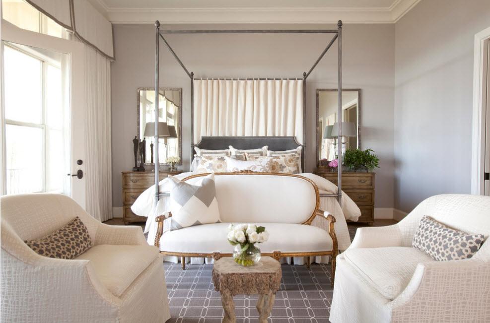 Нео-классическая спальня