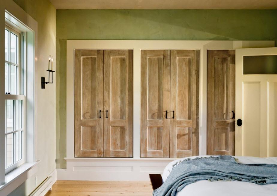 Акцент на оформление дверей