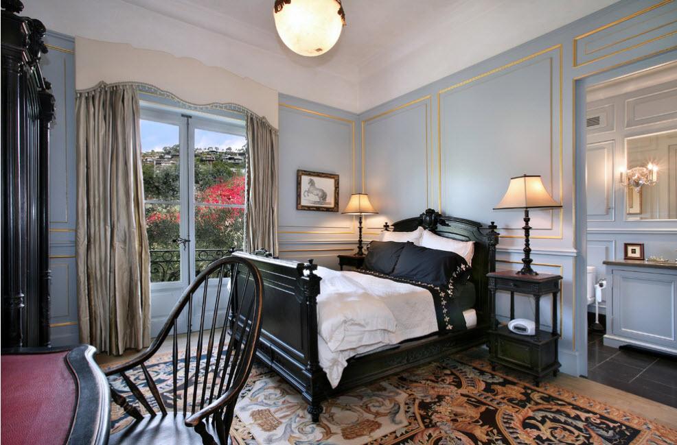 Изысканный дизайн спальни