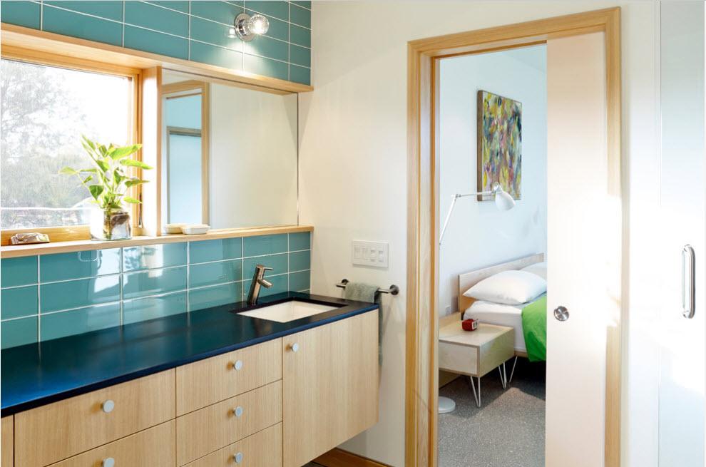 Интерьер ванной комнат