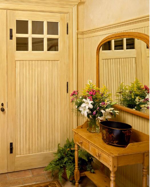 Двери и не только из беленого дуба
