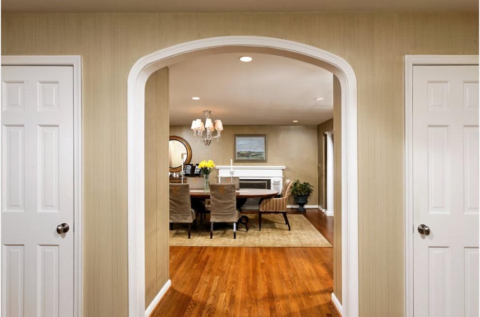 Наличники для дверей и арок