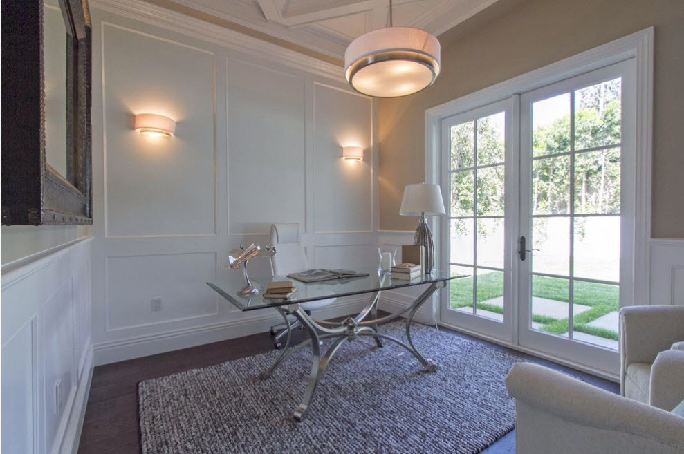 Светлый образ кабинета