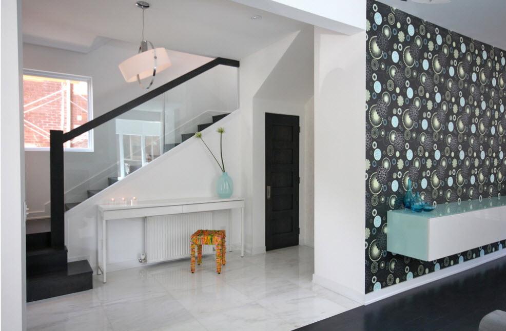 Триплекс для лестницы