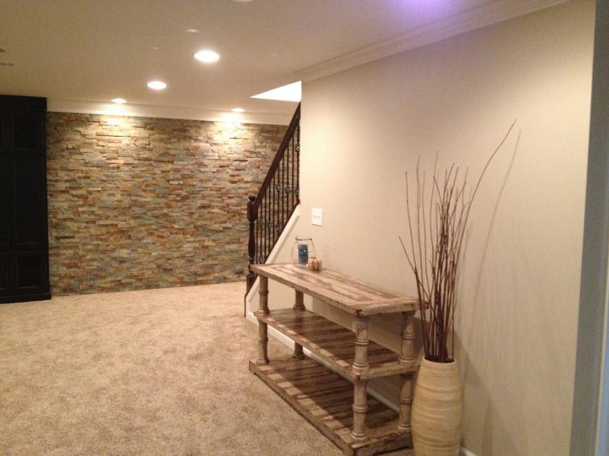 Светлый дизайн помещения