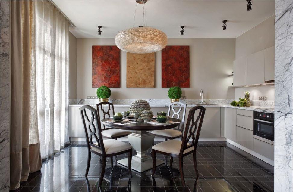 100 лучших идей дизайна: льняные шторы в интерьере на фото