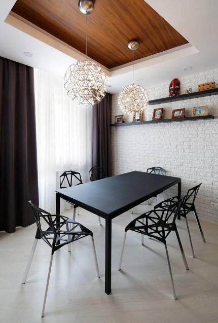 100 лучших идей дизайн: отделка квартиры декоративным камнем