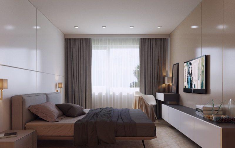 100 лучших идей современный дизайн спальни 15 кв ремонт дома