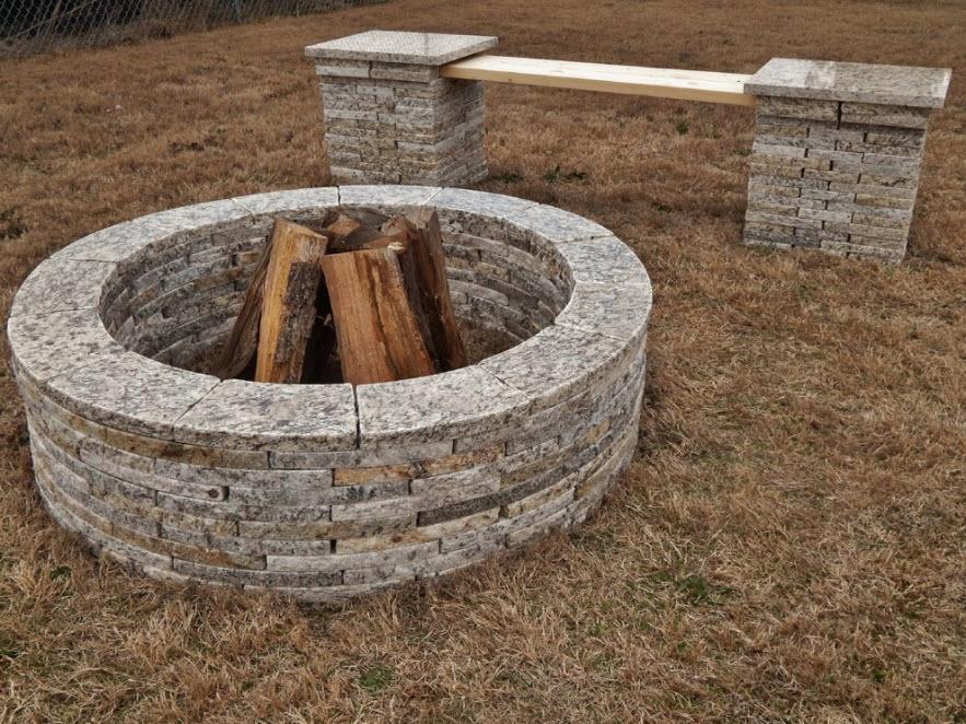 деревянная на каменных опорах