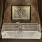 Кафель для ванной комнаты: идеи дизайна