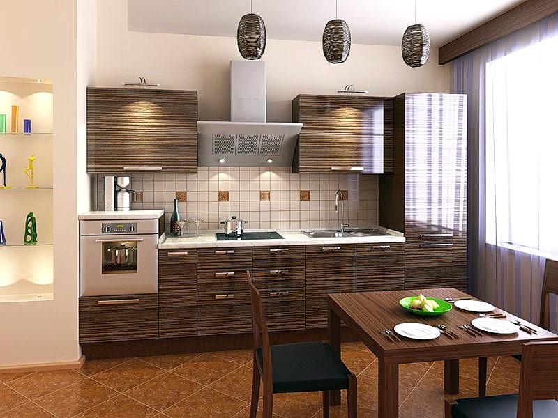 классическая модерн кухня