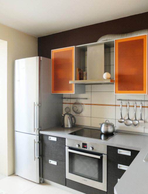 стальная кухня