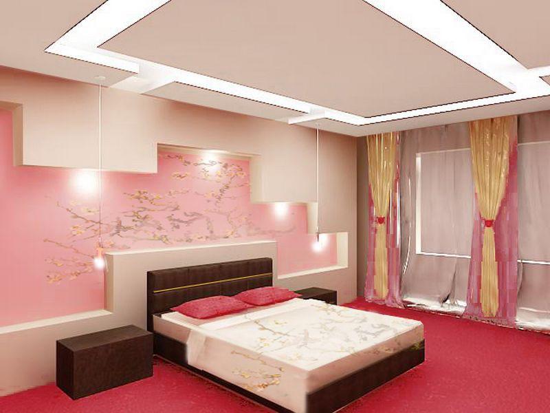 японская розовая