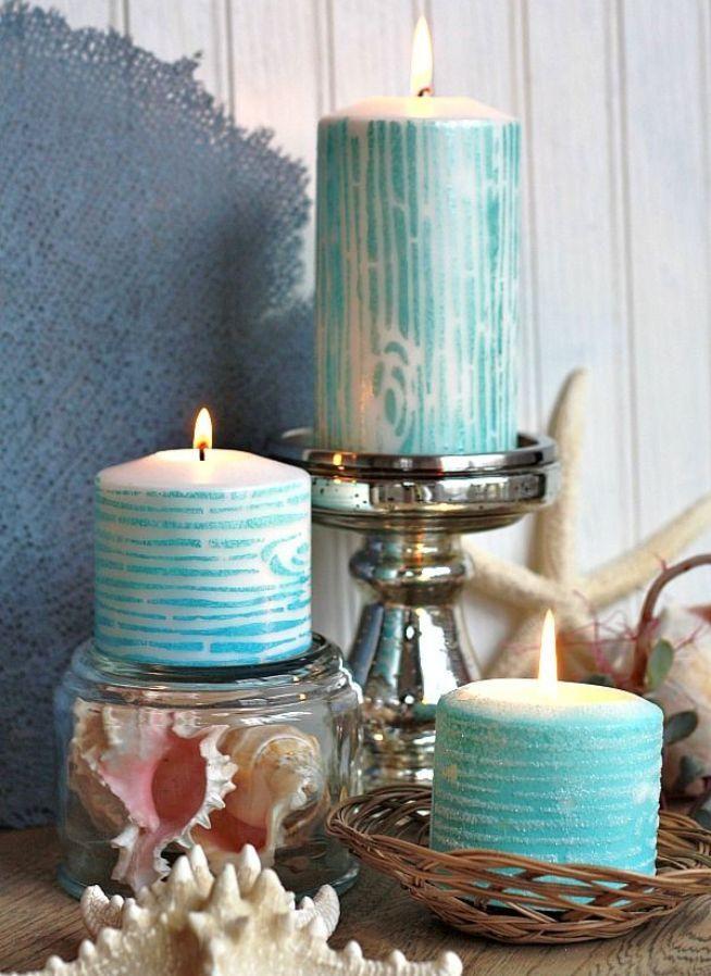 100 идей: свечи своими руками: мастер-классы для уютного декора