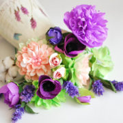 цветочное оригами