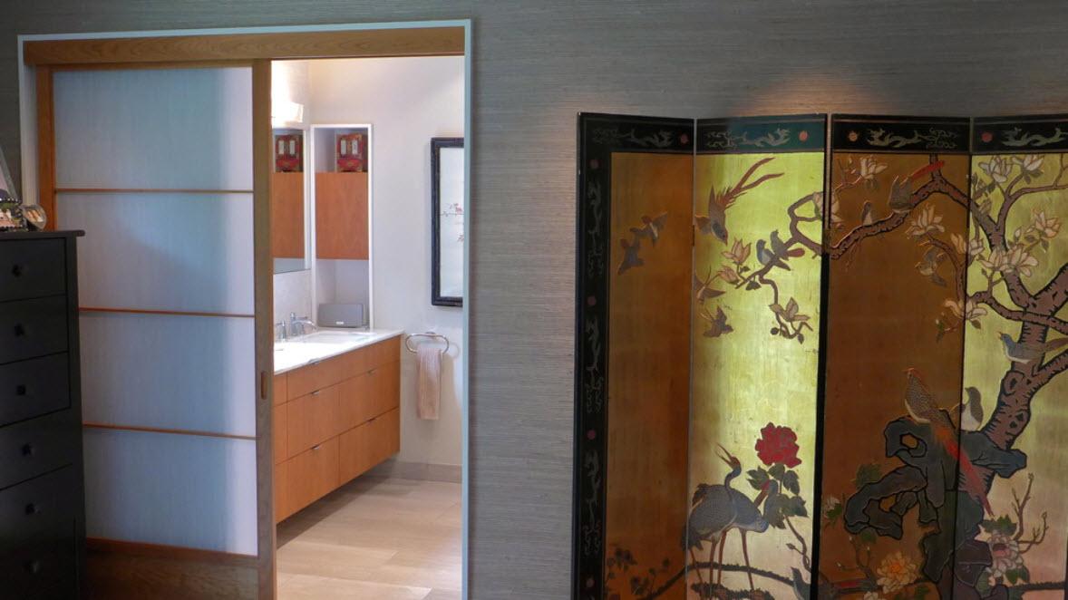 золотая в китайском стиле