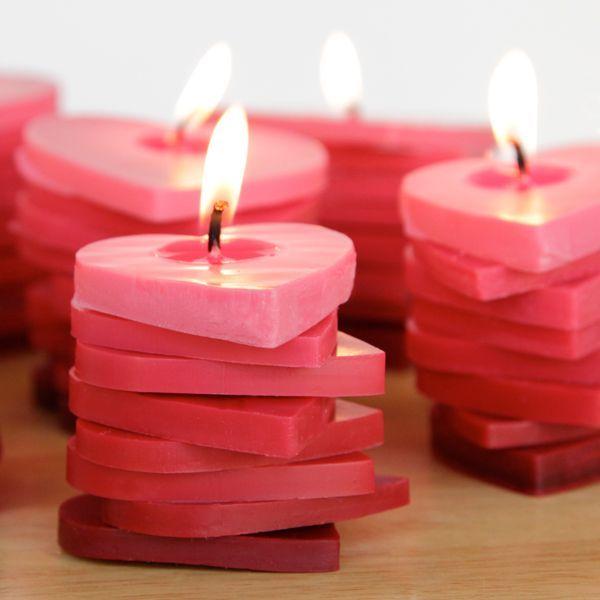 Как сделать фитиль для свечи в домашних