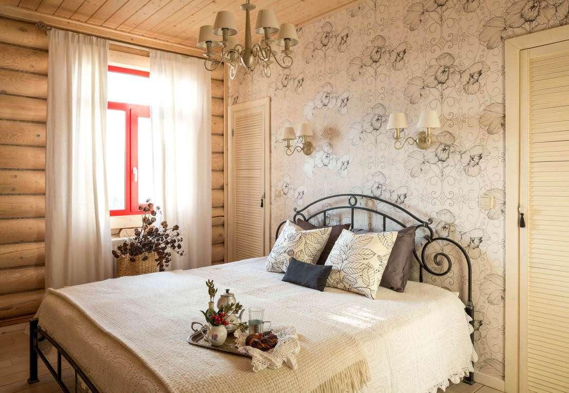 Дизайн спальни в стиле прованс своими руками 69
