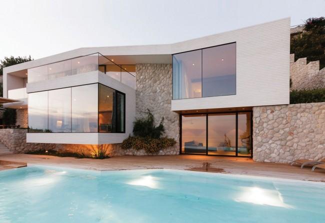 100 лучших идей: красивые двухэтажные дома на фото