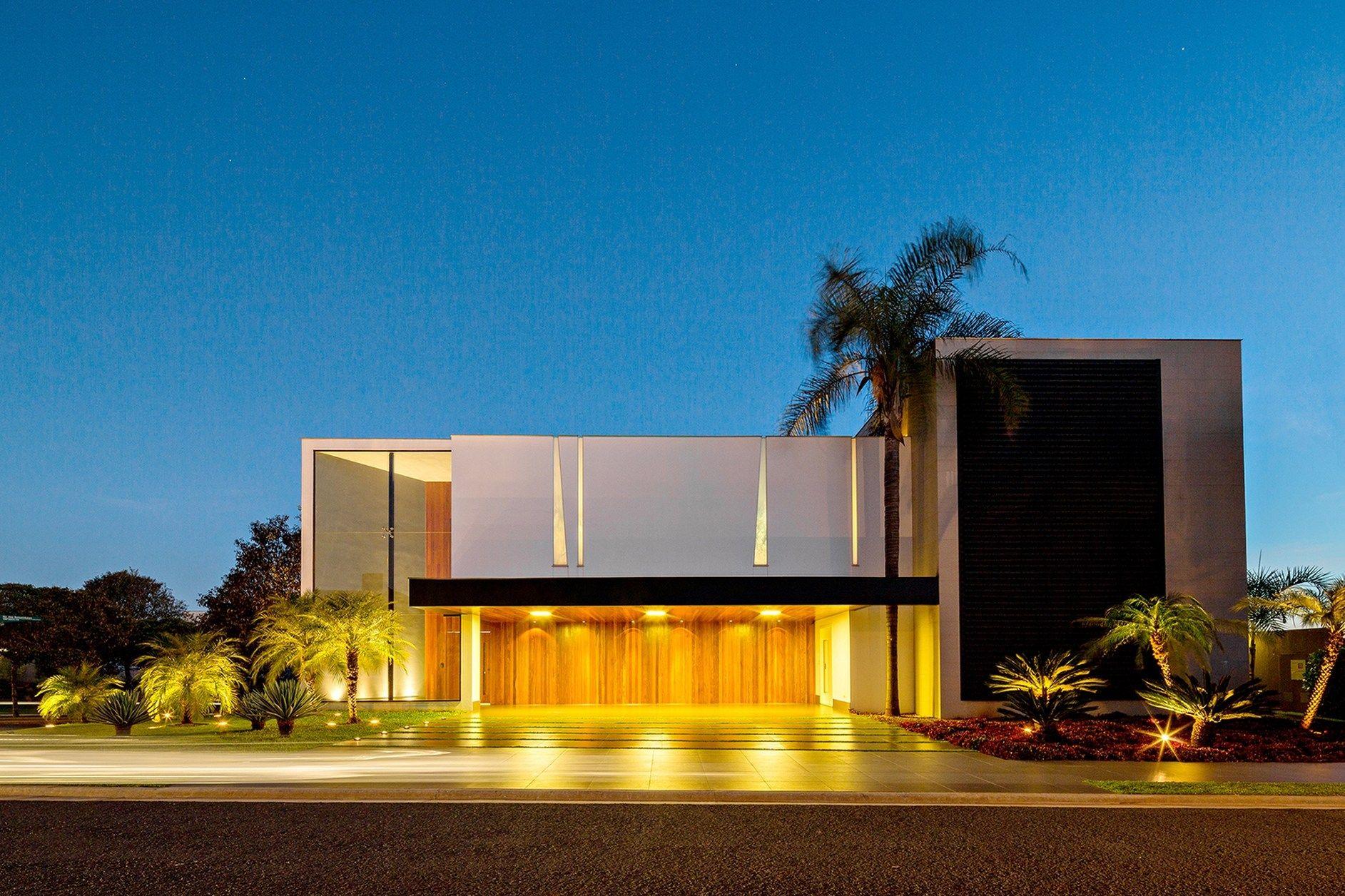 дом необычного дизайна