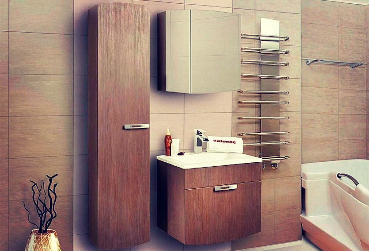 стильные подвесные шкафчики