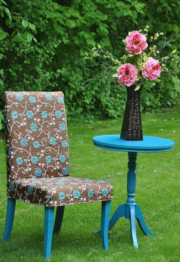 100 лучших идей: чехлы на стулья со спинкой на фото