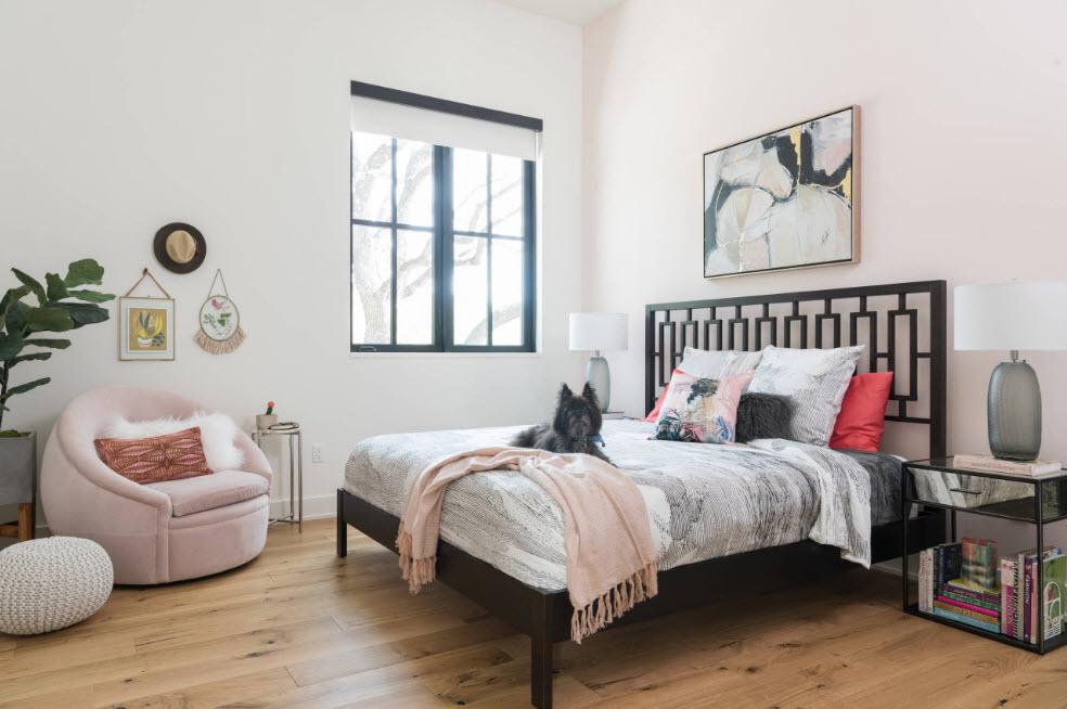 Интерьер небольшого помещения для сна