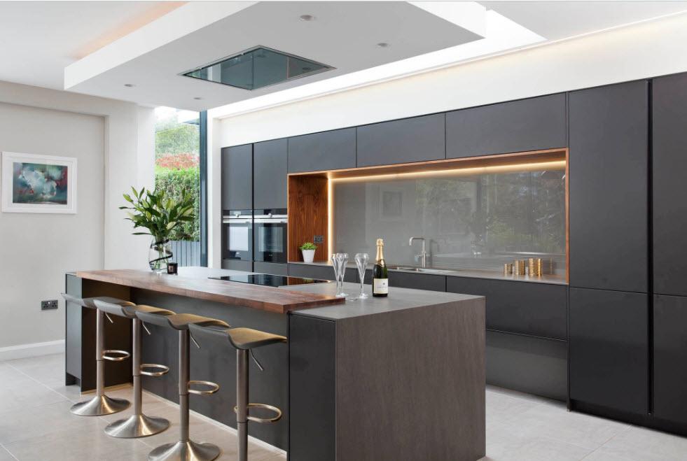 Современный кухонный дизайн